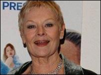 Dame Judie Dench