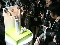 Photographers around the Xbox 360