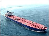 Saudi Aramco Vela Tanker