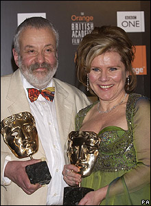 Mike Leigh and Vera Drake