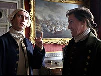 Steve Coogan and Rob Brydon in A Cock and Bull Story