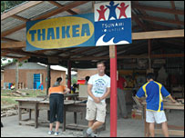 The Thaikea furniture-making project