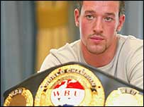 Pearson took Enzo Maccarinelli to the WBU  cruiserweight title