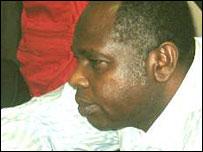 Former Bayelsa state governor Diepreye Alamieyeseigha