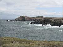 Shoreline of Tory Island
