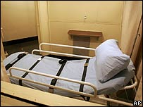 Lethal injection chamber