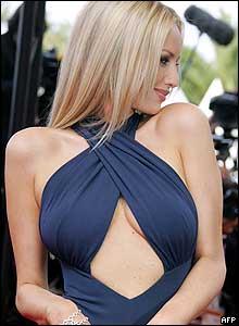 Czech model Adriana Karembeu