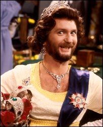 The Kenny Everett Television Show in 1986