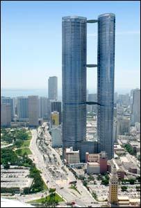 Futuro Empire World Tower.