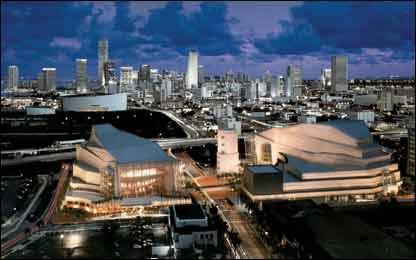Performing Arts Centre de Miami.