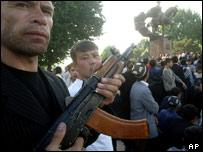 Uzbekistan unrest