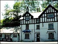 Braich Goch bunkhouse