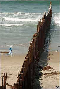 Muro en California