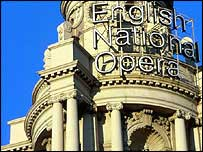 English National Opera House building
