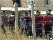 Refugiados uzbecos