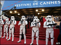 Так фестиваль готовился к премьере
