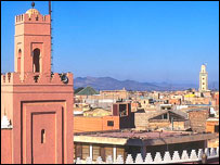 Old town, Marrakesh