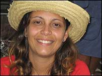 Landless activist Luisana Bomfim