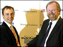Philip Ball and Bill Bryson, Aventis
