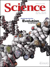 Science magazine, 23 December 2005