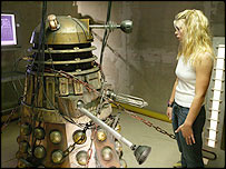 "Doctor Who episode ""Dalek"""