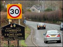 Primrose Hill, Cowbridge