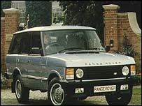 Range Rover, 1989 model
