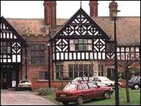 The former Bryn Estyn Community Home