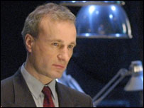 Charles Shoebridge, when he appeared on the BBC's Crisis Control