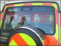 Police vehicle generic