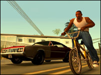 Screenshot from GTA: San Andreas (Rockstar)