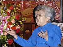 Wu Yi, 21 March 2005.