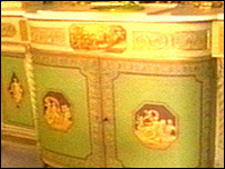 Furniture from Easton Neston