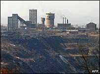The Sunjiawan mine (file)