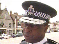 Kent Chief Constable Michael Fuller