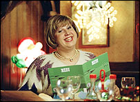 Matt Lucas as Marjorie Dawes in Little Britain