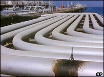 Oil pipeline out of Iraq