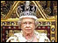 The Queen delivers her speech