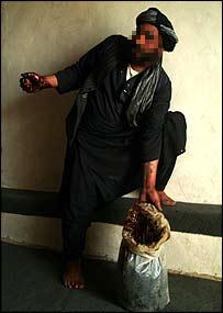 The Afghan smuggler