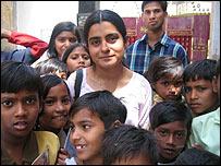 Radhika Iyengar, Programme Coordinator with Pratham