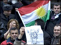 Iraqi Kurds in The Hague