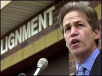 Senator Norm Coleman of Minnesota
