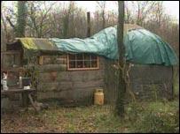 The Devon yurt