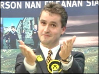 Angus MacNeil SNP MSP for Western Isles