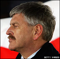 NPD leader Udo Voigt