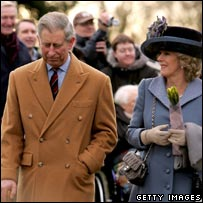 Prince Charles and Camilla