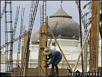 مسجد أتشيه الشهير