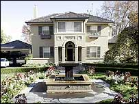 Minogue family home in Melbourne