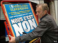 French campaign poster