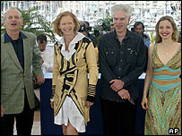 Bill Murray, Tilda Swinton, Jim Jarmusch, Julie Delpy